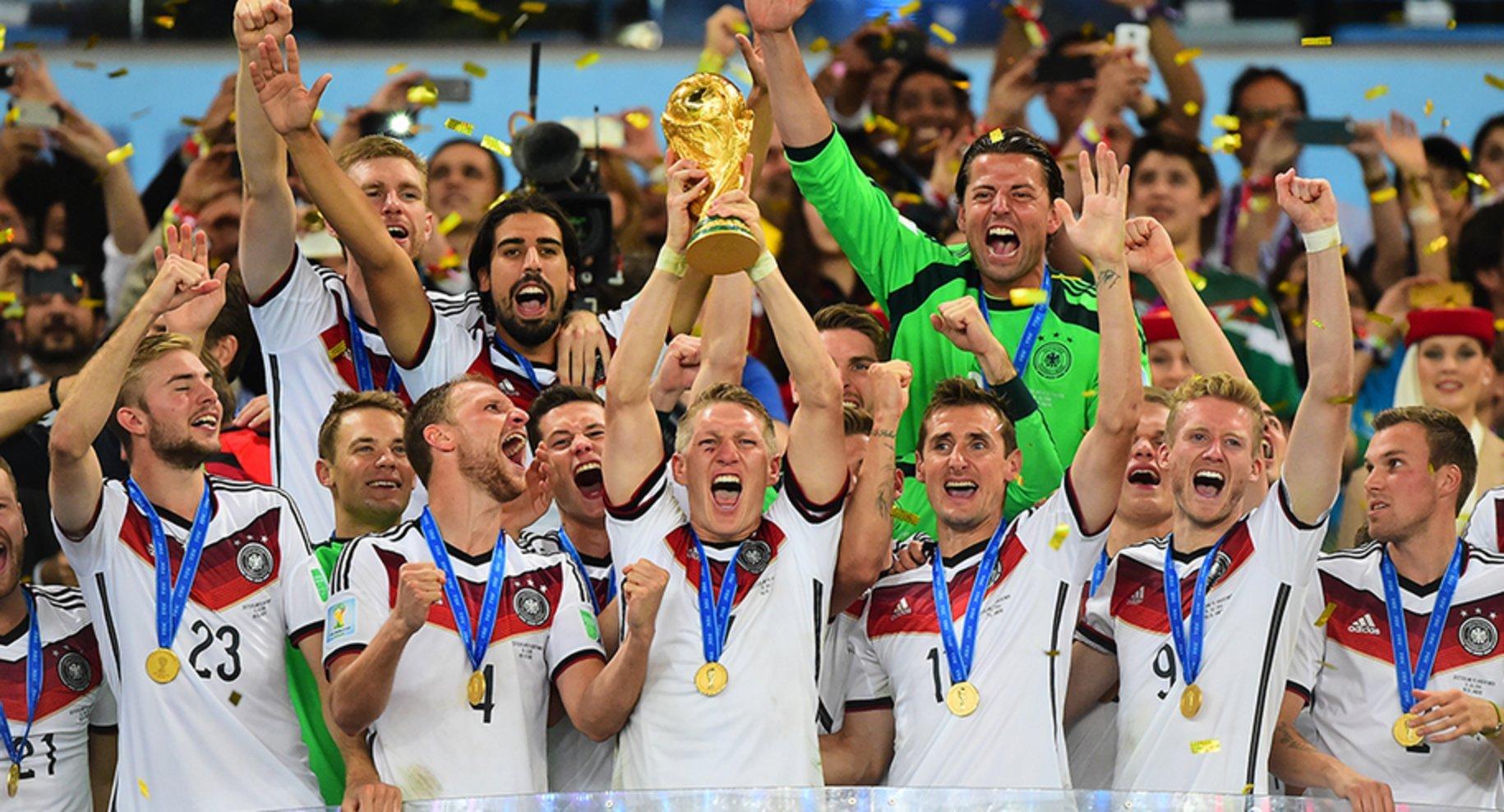 Đằng sau sự thành công của nhà vô địch World Cup 2014