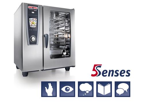 Rational ra mắt SCC 5Senses - Lò đa năng thông minh đầu tiên trên thế giới