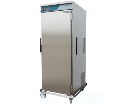 Heated-Refrigerator trolley