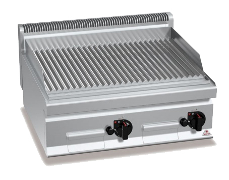 Charcoal grill/Lavastone grill