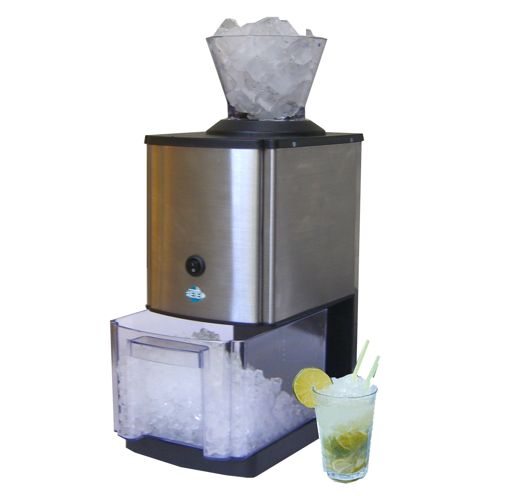 Ice crusher
